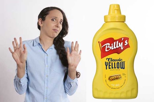 Hold The Mustard