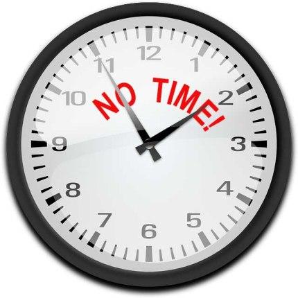 clock-No Time