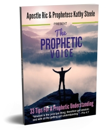 3D Prophetic Voice Cover - 800 x 972